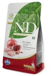 Farmina N&D для котят Chicken & Pomegranate