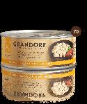 Grandorf Куриная грудка с утиным филе, 70 г