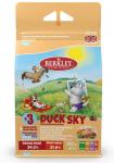 Berkley, сухой корм для взрослых собак с уткой и овощами