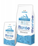 Monge Dog Speciality Hypoallergenic корм для собак гипоаллерг. лосось с тунцом