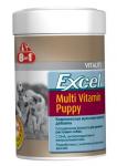 8in1 Excel Мультивитамины для щенков, 100 таб.