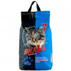 Брава, наполнитель для длинношерсткых кошек