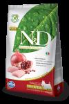 Farmina N&D Dog Chicken & Pomegranate Adult Mini