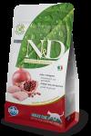 Farmina N&D для взрослых кошек Chicken & Pomegranate Adult