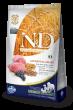 Farmina N&D Dog Low Grain Lamb & Blueberry Adult Medium & Maxi, 15кг
