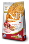 Farmina N&D Low Grain Chicken & Pomegranate Adult Mini