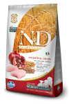 Farmina N&D Low Grain Chicken & Pomegranate Puppy Medium & Maxi