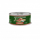 Solid Natura Holistic консервы  для кошек с говядиной