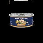 Solid Natura Holistic консервы  для собак с индейкой