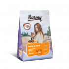 Karmy Hair & Skin - корм для поддержания здоровья кожи и шерсти с лососем для кошек