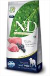 Farmina N&D Dog Lamb & Blueberry Adult Medium & Maxi