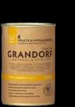 Grandorf консервы для собак. Утка и индейка.